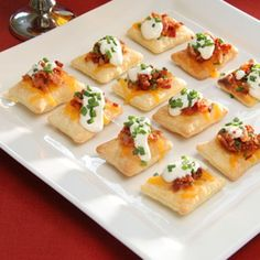 Pepperidge Farm® Puff Pastry: Bacon and Cheddar Puff Pastry Crisps