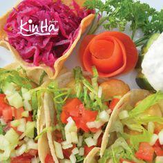 ¿Tacos de camarón? A todos se nos hace agua la boca. ¡Venga a probarlos en La Palapa Kin Ha!  Try our shrimp tacos in La Palapa Kin Ha! You won't regret it.  Beachscape Kin Ha (Cancún).