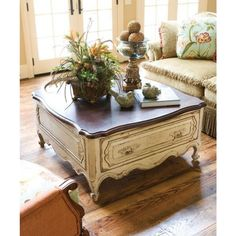 Habersham French Coffee Table HB-33-3220