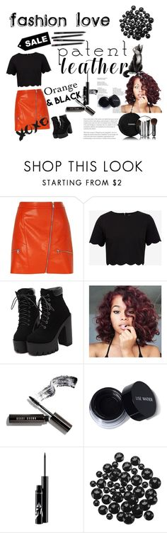"""""""Untitled #69"""" by gurleenkaur02 on Polyvore featuring River Island, Ted Baker, Chanel and Bobbi Brown Cosmetics"""