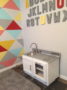 Margot's Painted Playroom — My Room