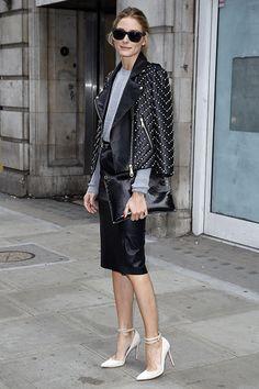 Fake leather: ¡Experimenta con la tendencia predilecta entre las modelos!