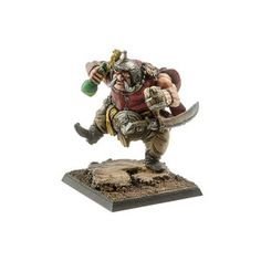 Set contains 1 resin Ogre Mercenary Lechistan Noble Zagloba with scenic base 40x40mm, ideal for use with 28mm scale. It's multi-part miniature Supplied unpainted. This kit requires