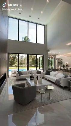 Small House Design, Home Room Design, Modern House Design, Dream Home Design, Modern Interior Design, Luxury Modern House, Best Home Design, Loft House Design, House Design Drawing