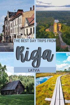 There are many fantastic day trips from Riga. From other nearby cities to lovely beaches; fabulous national parks and even to the nearby border with Lithuania, you will find plenty of places to visit within easy distance. Read this post to discover the best Riga day trips and get plenty of tips to make the most of your day out of town | #riga #latvia via @clautavani
