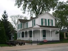 Wright Home, Greenfield Village