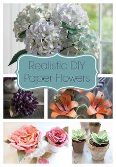 354 best flower crafts tutorials videos patterns and how tos favecrafts paper flower crafts mightylinksfo