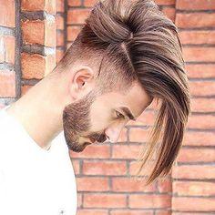 Un corte de cabello así  vale la pena dejarse crecer el cabello