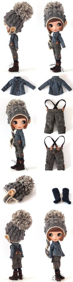 Cute outfit. Pretty Dolls, Cute Dolls, Toy Art, Outfits With Hats, Cute Outfits, Plastic Girl, Enchanted Doll, Polymer Clay Dolls, Fashion Catalogue