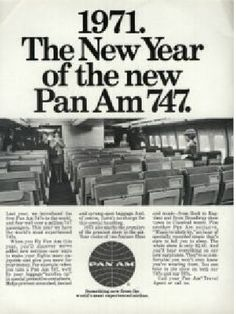 <Pan Am Advertisements>...Where would we have been without PAN AM; part savior, part family member, http://www.amazon.com/With-Love-The-Argentina-Family/dp/1478205458
