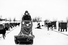 Svein Olsen taking the sledge away after the practice-run. Olsen, Norway, Darth Vader, Pictures, Photos, Ulsan, Grimm