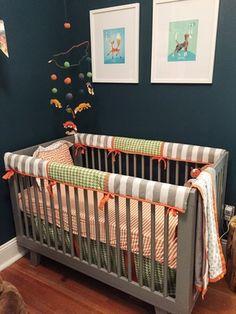 Babyletto Hudson, Bebe Chic Bedding