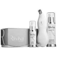 Riiviva - Microdermabrasion Device Head over to my site for daily insider information on designer clothing  60-80% off www.stylemyaddiction . - Ronny Martinez (Founder & Stylist.)
