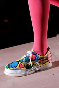 Comme des Garçons Spring 2014 Ready-to-Wear - Details - Gallery - Look 27 - Style.com