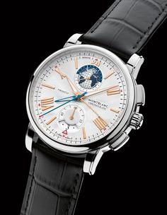Montblanc: 4810 TwinFly Chronograph 110 Years Edition » Das Uhren Portal: Watchtime.net | juwelier-haeger.de
