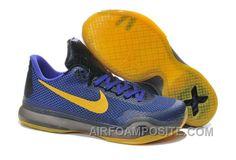 2015 Nikes Zoom Kobe X men basketball shoes purple yelow black