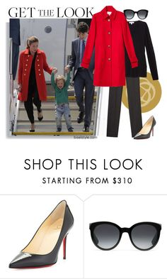 """""""Get the Look: the Essential Red Jacket for Fall"""" by biseletcetera ❤ liked on Polyvore featuring Ferrari and Gucci"""