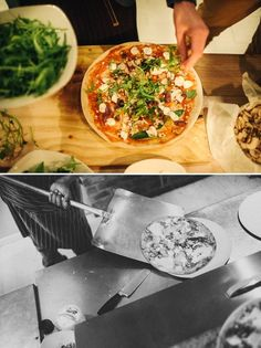 Make-Your-Own Pizza  South African wedding in Elgin