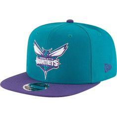 more photos 74091 a8503 New Era Men s Charlotte Hornets 9Fifty Adjustable Snapback Hat