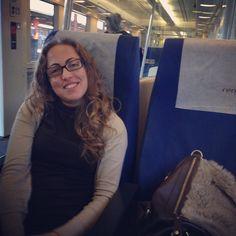 ¡Último tren del día! Ya queda menos para llegar...  #ideassoneventos #imagenpersonal #imagen #moda #ropa #looks #vestir #complementos #detalles #details #fashion #style #outfit #tendencias #fashionblogger #personalshopper #ootd #outfitofday #me #blogsdemoda #streetstyle #currentlywearing #clothes #ideassoneventostravels #seacabaronlasvacaciones #tren #travels #viajes #Asturias #Guadalajara