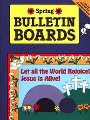 Bulletin Boards: Spring  -     By: Carolyn Jensen