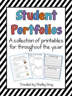 Student Portfolio Package