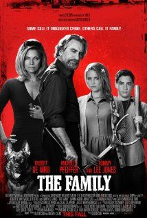The Family: The Manzoni family, a notorious mafia clan, is relocated to Normandy, France under the witness protection program, where fitting in soon bec...