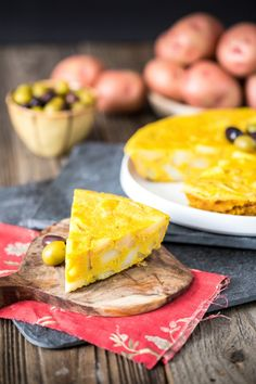 Vegan Tortilla Española (Tortilla de Patatas)  |  Keepin' It Kind