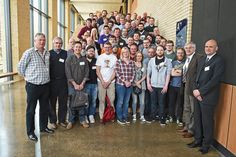 Clean and Drinkable... over 60 brewers attended a not to be missed workshop at Sutton Bonington on 15th April.  The event was held in collaboration with the Institute of Brewing and Distilling.