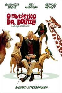 O Fabuloso Doutor Dolittle 1967 Filmes Filmes De Faroeste