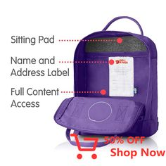 Outer material:100% Polypropylene Backpack Model:Kids Gender:Kids Concept:Outdoor Height:29 cm Width:20 cm Depth:13 cm Weight (FJR):220 g Volume:7 L Non Textile Parts of Animal Origin:No Activity:Everyday Outdoor Laptop pocket:No Projects To Try, Biltong, Filipiniana, Baby Shower, Mosquitoes, Calculus, Tattoo, Activities, Brisket