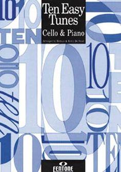 10 Easy Tunes for Cello