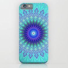 Frozen mandala iPhone & Samsung Galaxy case