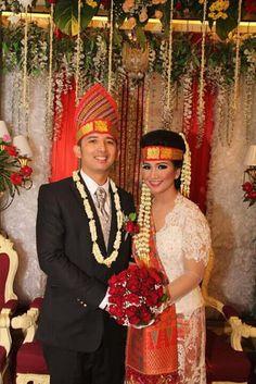 bataknes wedding