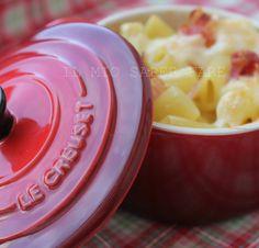 Maccheroni al formaggio gratinati ovvero Maccaroni and cheese il mio saper fare