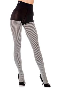 Trasparenze Bonarda Ribbed Sparkle Tights - See more tights at www.fashion-tights.net ‪#tights #pantyhose #hosiery #nylons #fashion #legs‬ #legwear #advertising #influencer #collants