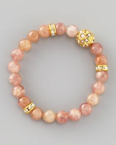 http://harrislove.com/les-amis-dhol-jaali-beaded-bracelet-golden-p-6268.html