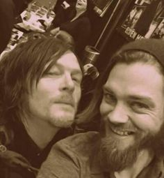 Norman and Tom