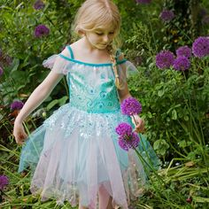 Dress Up By Design Aqua Fairy