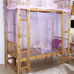 Estudiantes dormitorio redes de mosquiteros superior cuadrada Canopy Bed cortina cifrado especial(China (Mainland))