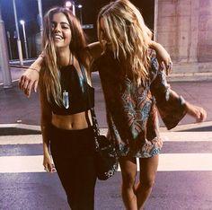 Mimielashiry and friend