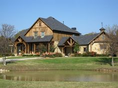 Hill country style homes on pinterest texas hill country for Hill country classic homes