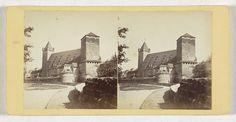 Johann Friedrich Stiehm | Nurnberg. Burg vom neuen Thor, Johann Friedrich Stiehm, E. Linde & Co, 1860 - 1890 |