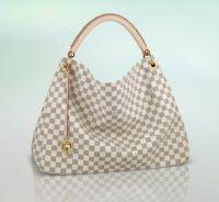 Louis Vuitton Damier Azur Canvas Artsy GM Bag