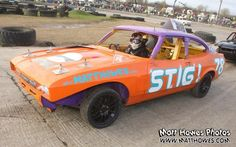 This Capri is being used for Banger Racing. I think its a shame, but each to their own I guess. Ford Capri, Classic Cars, Racing, Vintage Classic Cars, Auto Racing, Lace, Vintage Cars, Classic Trucks