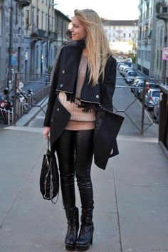 again! in love with this coat.
