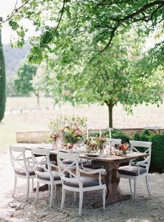 Provencal Bohemian Garden Wedding Inspiration