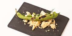 This broad beans recipe by Nuno Mendes from Viajante and The Corner Room is a…