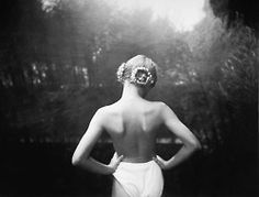 Image from Sally Mann's series Immediate Family