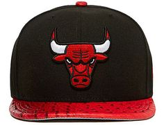 Chicago Bulls 59Fifty Reptile Fitted Cap by NEW ERA x NBA